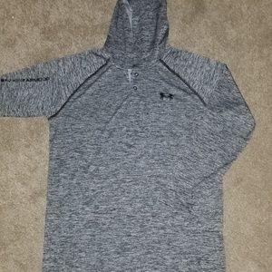 Men's small Under Armour lightweight hoodie